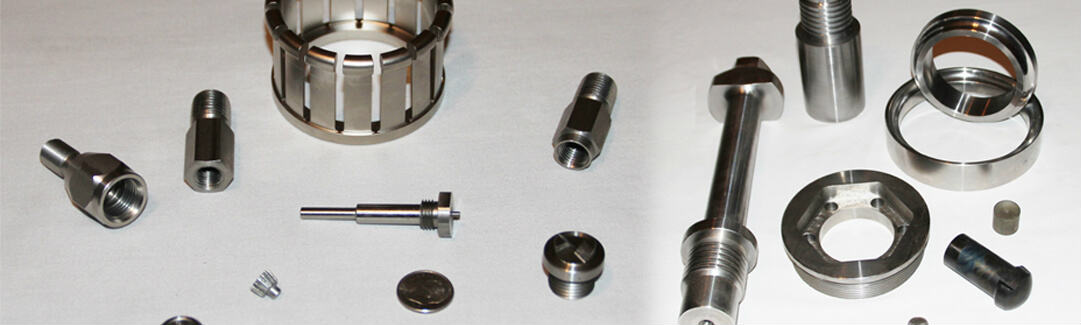 small precision machined parts